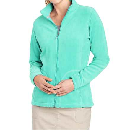 Woolrich Andes Fleece Jacket (For Women) in Robins Egg - Closeouts