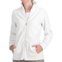 Woolrich Andes Fleece Jacket (For Women) in Winter White - Closeouts