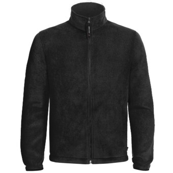 Woolrich Andes Jacket - Fleece (For Men) in Black