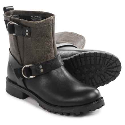 Woolrich Baltimore Boots (For Women) in Black Crackle - Closeouts