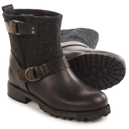 Woolrich Baltimore Boots (For Women) in Vintage Black - Closeouts
