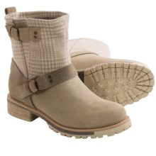 Woolrich Baltimore Boots - Suede, Wool (For Women) in Dove Wool - Closeouts
