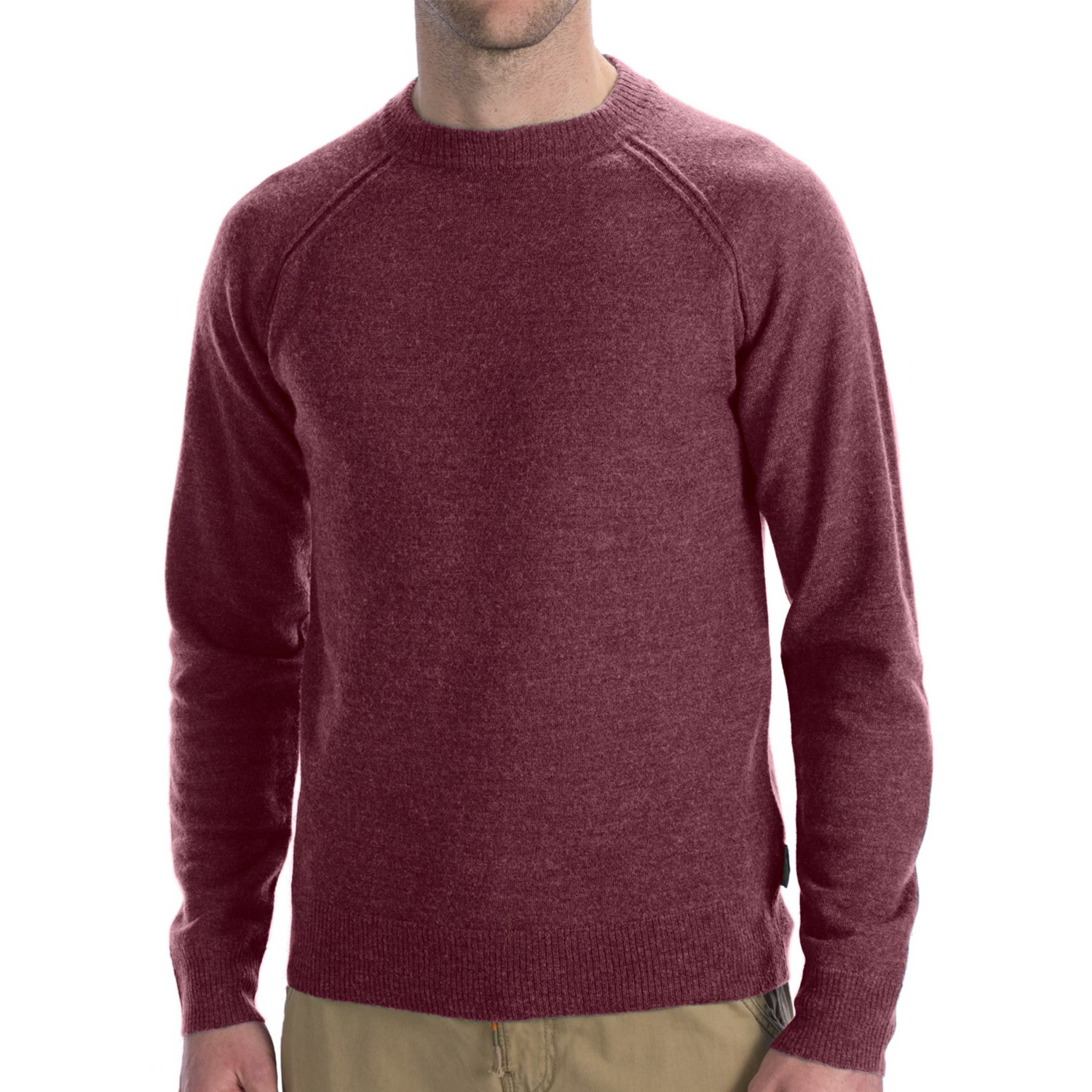 Men's Sweaters Cotton, wool, or cashmere—handsome layers that pair warmth and rugged looks with everyday versatility.