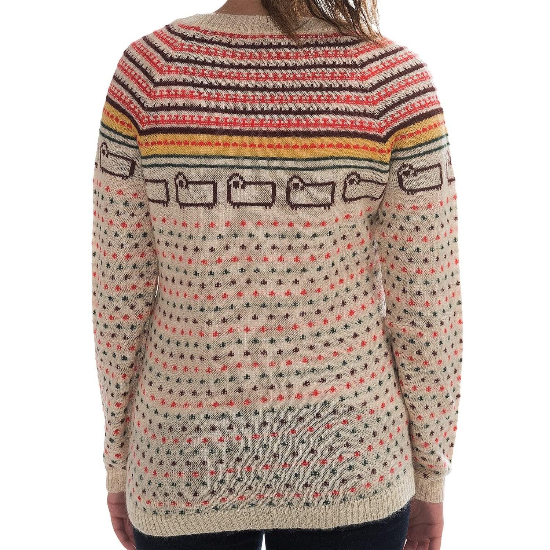 Woolrich Fair Isle Sweater 12