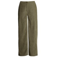 Woolrich Bay Falls Pants - Stretch Chenille Corduroy (For Women) in Dark Loden - Closeouts