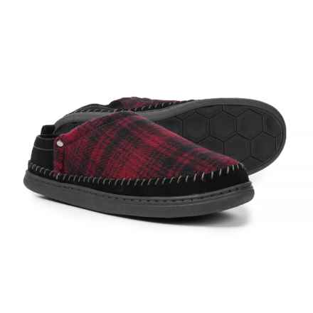 87685d8cb4e Woolrich Bear Lake Slippers (For Men) in Hunting Plaid - Closeouts