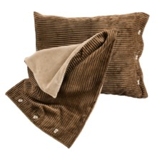 Woolrich Bear Meadow Pillow Shams - Standard, Pair in Saddle - Closeouts