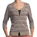 Woolrich Bergen Peak Cardigan - Elbow Sleeve (For Women)