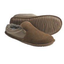 Woolrich Brecon Slippers (For Men) in Chocolate - Closeouts