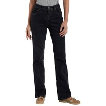 Woolrich Bryton Denim Jeans - Bootcut (For Women) in Black - Closeouts