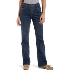Woolrich Bryton Denim Jeans - Bootcut (For Women) in Dark Denim