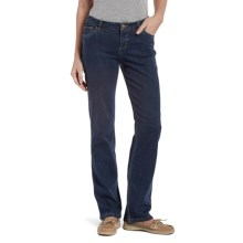Woolrich Bryton Denim Jeans - Straight Leg (For Women) in Dark Denim - Closeouts