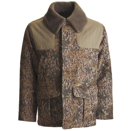 Woolrich CamWoolflage Hunting Jacket - Waterproof (For Men) in Camouflage