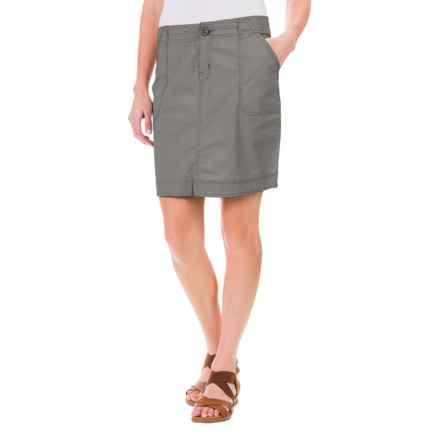 Woolrich Canoe Creek Skirt - UPF 50+ (For Women) in Slate - Closeouts