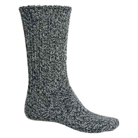 Woolrich Casual Mid Ragg Wool Socks - Merino Wool, Crew (For Men) in Charcoal - Closeouts