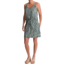 Woolrich Center Line Dress - Sleeveless (For Women) in Olive Drab - Closeouts