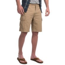Woolrich Changing Lane 2 Cargo Shorts (For Men) in Biscuit - Closeouts