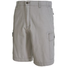 Woolrich Changing Lane Cargo Shorts (For Men) in Frost Gray - Closeouts
