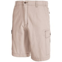 Woolrich Changing Lane Cargo Shorts (For Men) in Stone - Closeouts