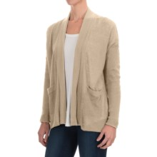 Woolrich Circle Nine Cardigan Sweater (For Women) in Linen - Closeouts
