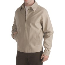 Woolrich Classic Cotton Poplin Jacket (For Men) in Khaki - Closeouts