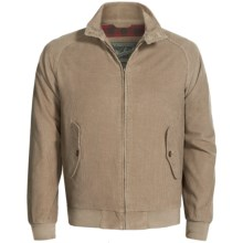 Woolrich Corduroy Yankton Jacket (For Men) in Khaki - Closeouts
