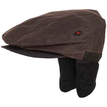 Woolrich Cotton Ivy Hat (For Men) in Brown - Closeouts