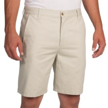 Woolrich Cotton Twill Field Shorts (For Men) in British Tan - Closeouts