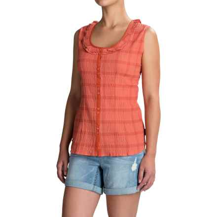 Woolrich Crystal Mountain Tank Top (For Women) in Calypso - Closeouts