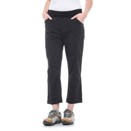 Woolrich Daring Trail Capris - UPF 50+ (For Women) in Black - Closeouts