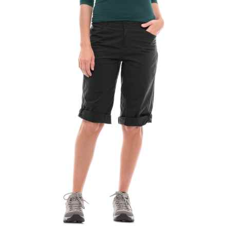 Woolrich Daring Trail Convertible Knee Pants - UPF 50+ (For Women) in Black - Closeouts