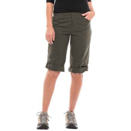 Woolrich Daring Trail Convertible Knee Pants - UPF 50+ (For Women) in Matte Gray - Closeouts
