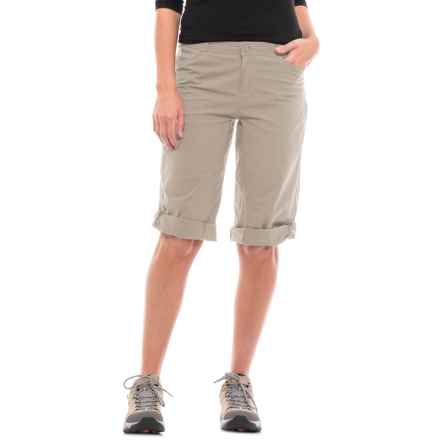 Woolrich Daring Trail Convertible Knee Pants - UPF 50+ (For Women) in Vintage Khaki - Closeouts