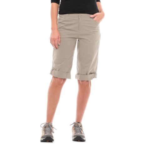 Woolrich Daring Trail Convertible Knee Pants - UPF 50+ (For Women) in Vintage Khaki