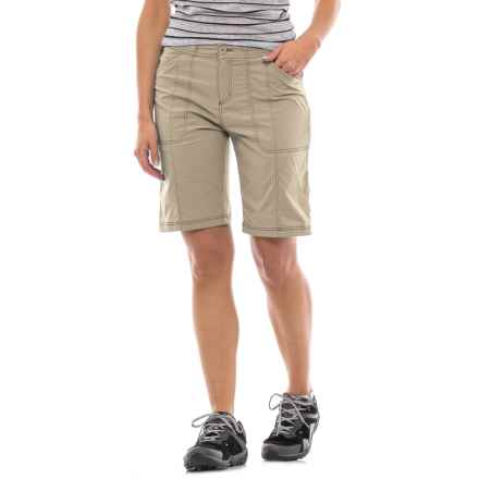 Woolrich Daring Trail Convertible Shorts - UPF 50 (For Women) in Vintage Khaki - Closeouts