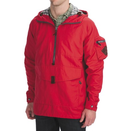 Woolrich Declination Anorak Hoodie - UPF 40+ (For Men) in Flare