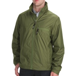 Woolrich Dew Point Jacket - Water Resistant, UPF 40+ (For Men) in Pumice