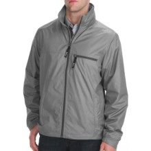 Woolrich Dew Point Jacket - Water Resistant, UPF 40+ (For Men) in Pumice - Closeouts