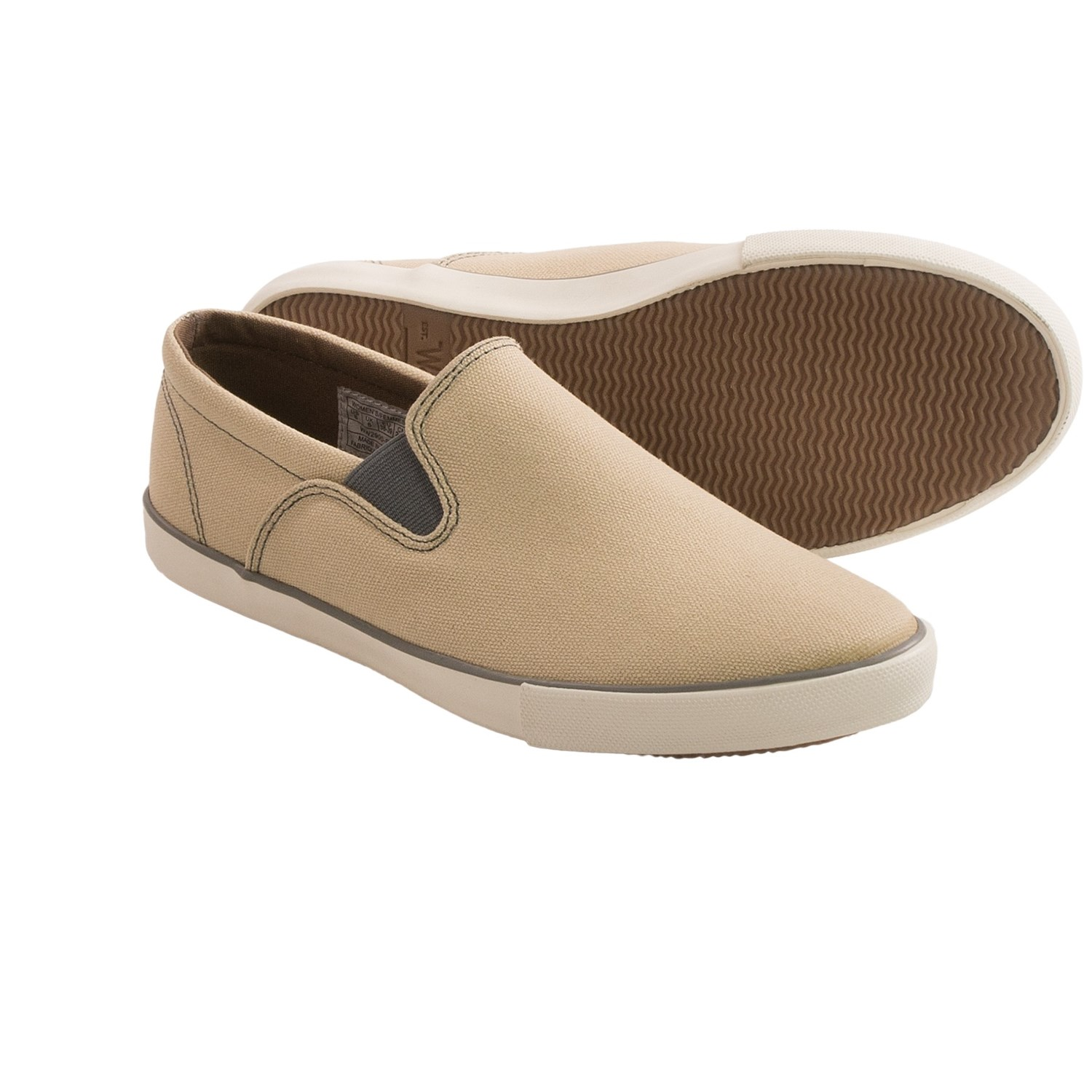 woolrich dock canvas shoes for