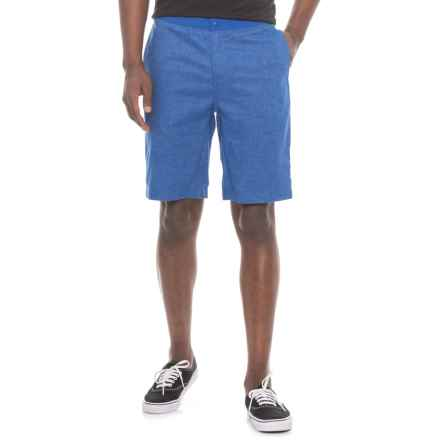 Woolrich Eco Rich Hemp Shorts - UPF 50 (For Men) in Cobalt - Overstock