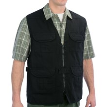 Woolrich Elite Discreet Carry Vest (For Men) in Black - Closeouts