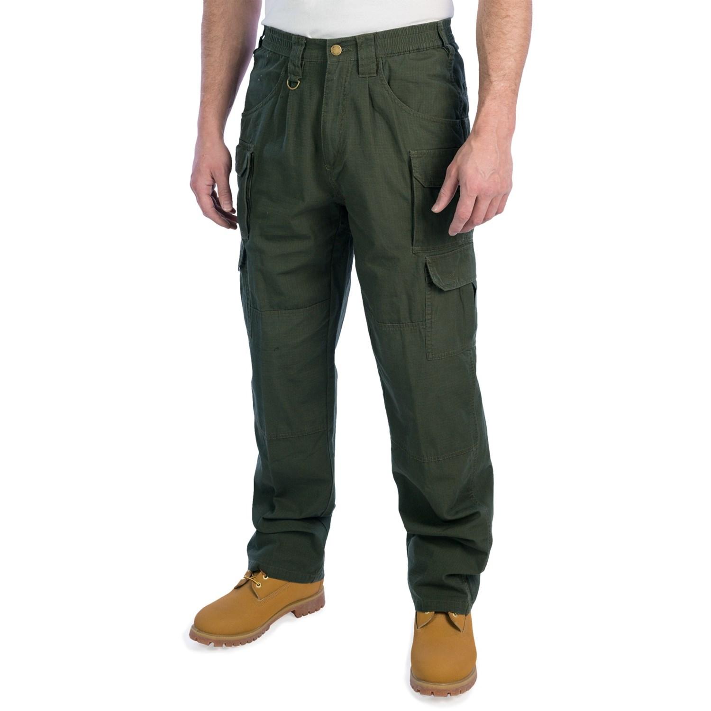black tactical cargo pants - photo #39