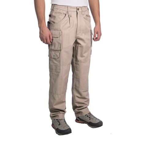 Woolrich Elite Tactical Pants - Cotton Canvas (For Men) in Khaki