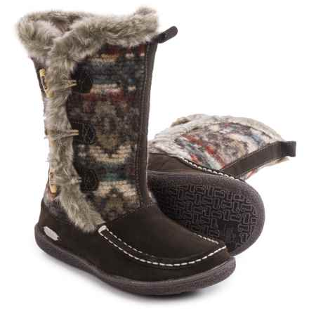 Woolrich Elk Creek Boots (For Women) in Java - Closeouts