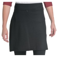 Woolrich Excursion Skirt - UPF 50 (For Women) in Black - Closeouts