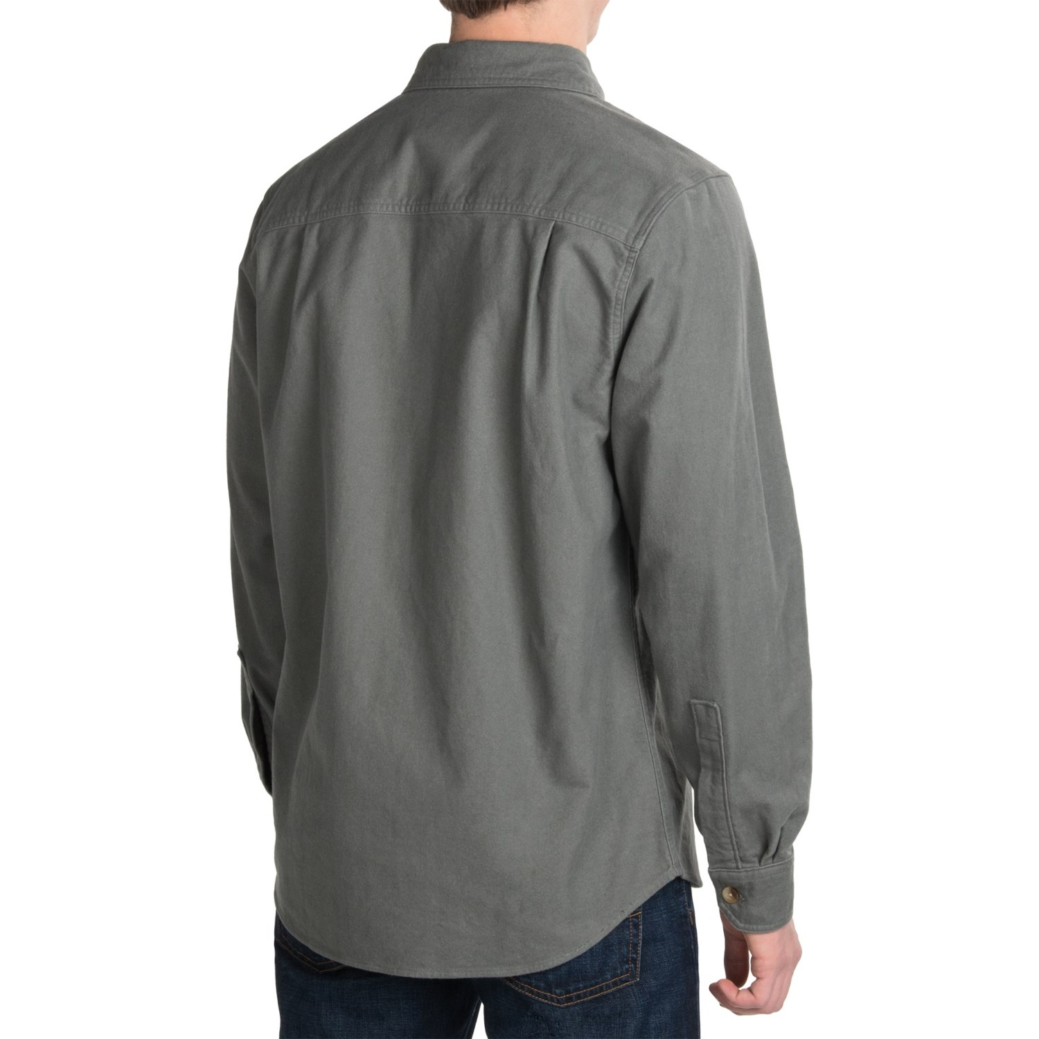 Woolrich Expedition Chamois Shirt (For Men)