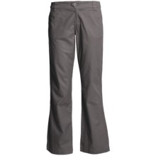 Woolrich Fairwinds Pants - Reflex Stretch Cotton (For Women) in Charcoal - Closeouts