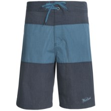 Woolrich Fathom Short Hybrid Boardshorts - UPF 40+ (For Men)