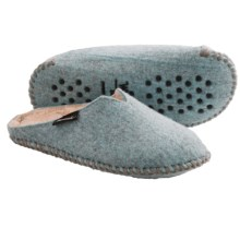 Woolrich Felt Mill Scuff Slippers (For Women) in Stillwater - Closeouts
