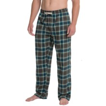 Woolrich Fireside Flannel Lounge Pants (For Men) in Slate - Closeouts